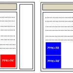 アドセンス検証①記事下は縦並びと横並びのどちらがクリック率・単価が高いのか?
