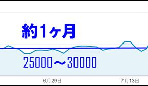 100万PVブログをドメイン変更(301リダイレクト)!SEOの影響を公開します